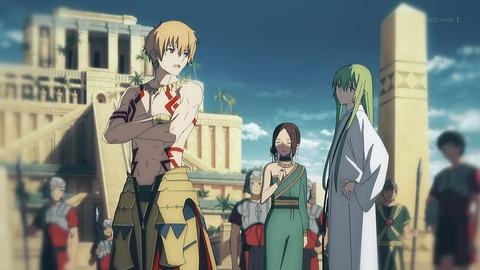 【Fate/GrandOrder】第16話 感想 姿が変わっても思いは消えず【絶対魔獣戦線バビロニア】