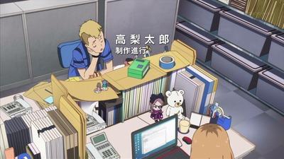 SHIROBAKO 4話 説明 (23)