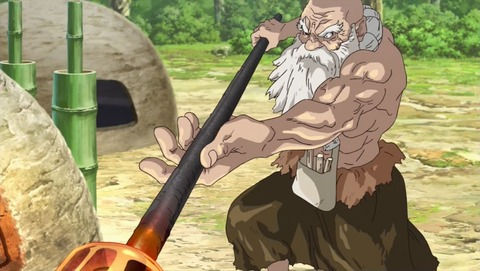 Dr.STONE 11話 感想