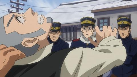 ゴールデンカムイ 8話 感想 30