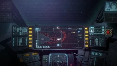 シドニアの騎士 第九惑星戦役 4話 感想 0697