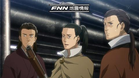 甲鉄城のカバネリ 5話 感想  88