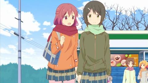 桜trick 9話 701