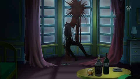 D.Gray-man HALLOW 2話 感想 03