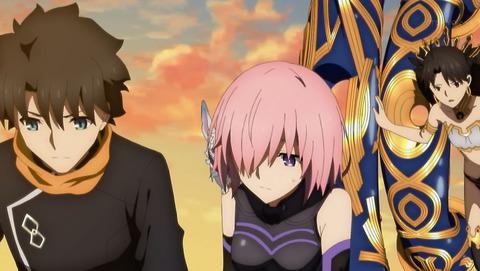 Fate/GrandOrder 17話 感想 002