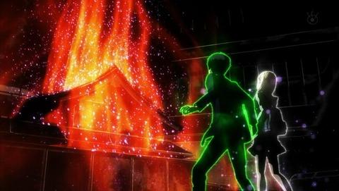 【イングレス】第3話 感想 緑でも青でもなく赤…ダークXMとは 【INGRESS THE ANIMATION】