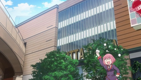 RELEASE THE SPYCE 2話 感想 030