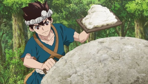 Dr.STONE 11話 感想 0136