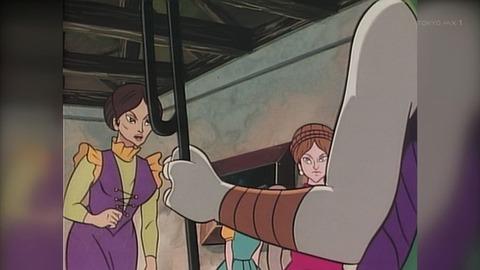 妖怪人間ベム 俺たちゃ妖怪人間 3話 感想 2154