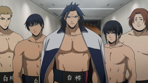 火ノ丸相撲 18話 感想 16