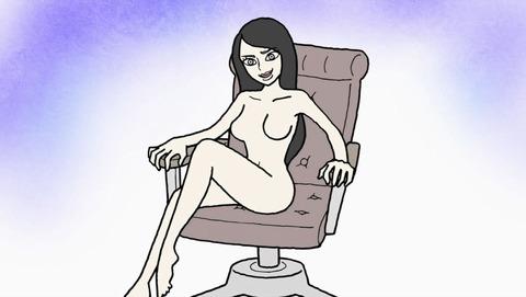 【臨死!!江古田ちゃん】第1話 感想 お年頃な裸族