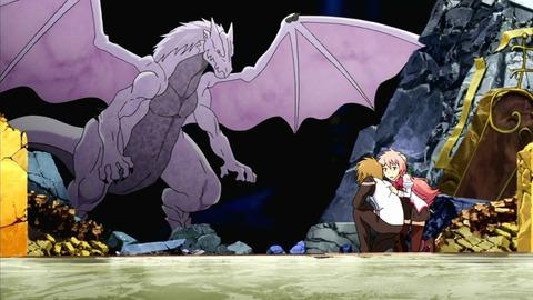星刻の竜騎士 8話 感想 58