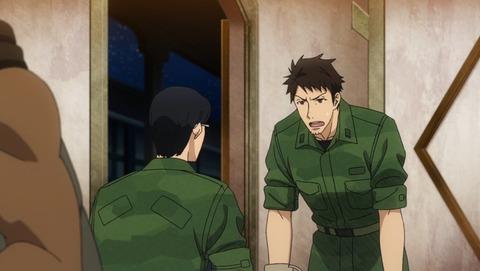 GATE 15話 感想 自衛隊 54