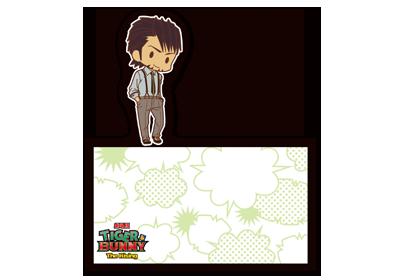 物販 劇場版 TIGER&BUNNY  Rising グッズ タイバニ 10