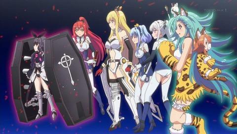 Z/X Code reunion 7話 感想 0113
