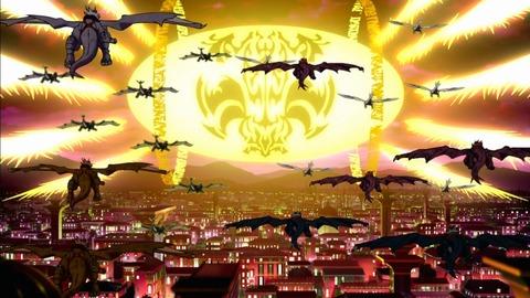 星刻の竜騎士 12話 感想 92
