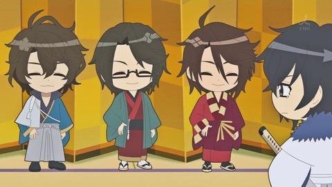 BAKUMATSUクライシス 3話 感想 0279