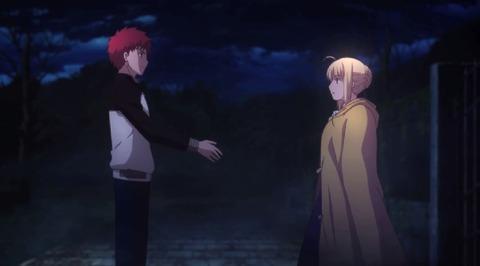 Fate/stay night  UBW 2話 3話