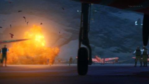 荒野のコトブキ飛行隊 4話 感想 581