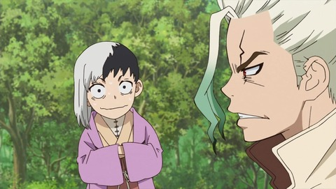 Dr.STONE 19話 感想 0231