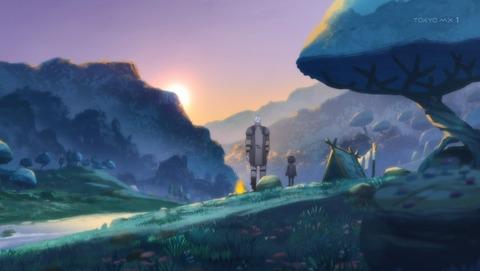 ソマリと森の神様 2話 感想 07