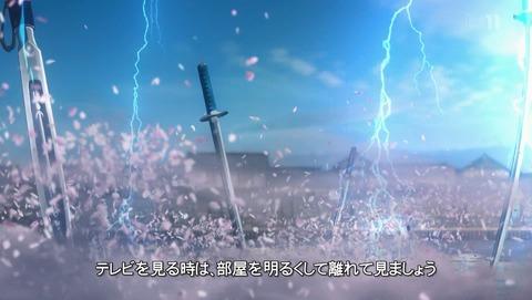 活撃 刀剣乱舞 9話 感想 48