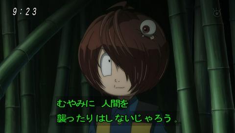 ゲゲゲの鬼太郎 第6期 45話 感想 034