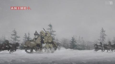 ゴールデンカムイ 3期 31話 感想 22
