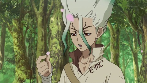 Dr.STONE 3話 感想 0171