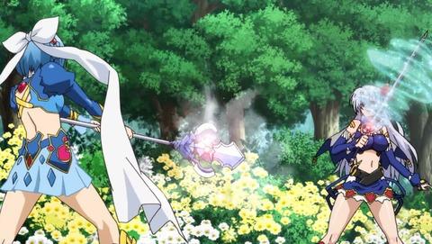 魔弾の王と戦姫 9話 感想 12