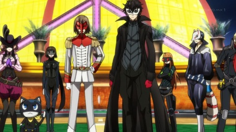 PERSONA5 the Animation 25話 感想 271