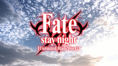 Fate stay night  UBW 8話 感想 138