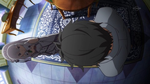 【Re:ゼロから始める異世界生活】第17話 感想 え、そっち?