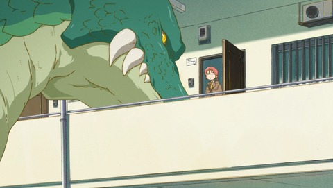 小林さんちのメイドラゴン 1話 感想 101
