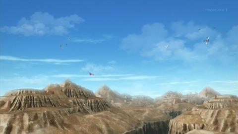 荒野のコトブキ飛行隊 11話 感想 200