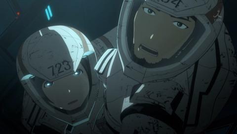 シドニアの騎士 第九惑星戦役 12話 感想 最終回  82