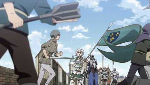 ユリシーズ ジャンヌ・ダルクと錬金の騎士 6話 感想 0242