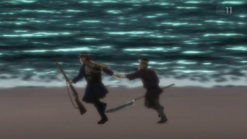 【ゴールデンカムイ】第9話 感想 最高のサイコの最後