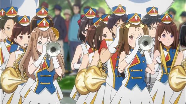 響け!ユーフォニアム 第5話 パレード1