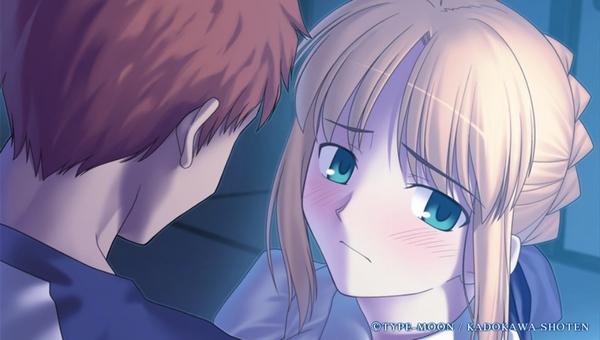 Fate青セイバー