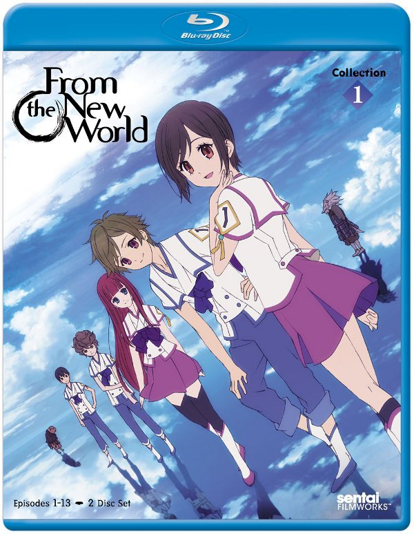 新世界より:コレクション1 北米版