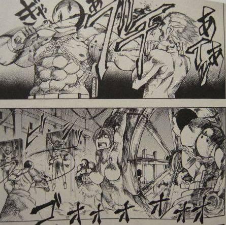 ◆【超閲覧注意】漫画やアニメの拷問シーンやグロシーンを集めてみたのエロ漫画・エロ画像