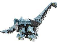 【ゾイドワイルド】「クワ―ガ」「グラキオサウルス」Amazon予約開始