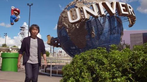 任天堂×ユニバーサル、テーマパークのビジョンを語る動画が公開!ユニバーサル・スタジオ・ジャパンなどで体験可能に