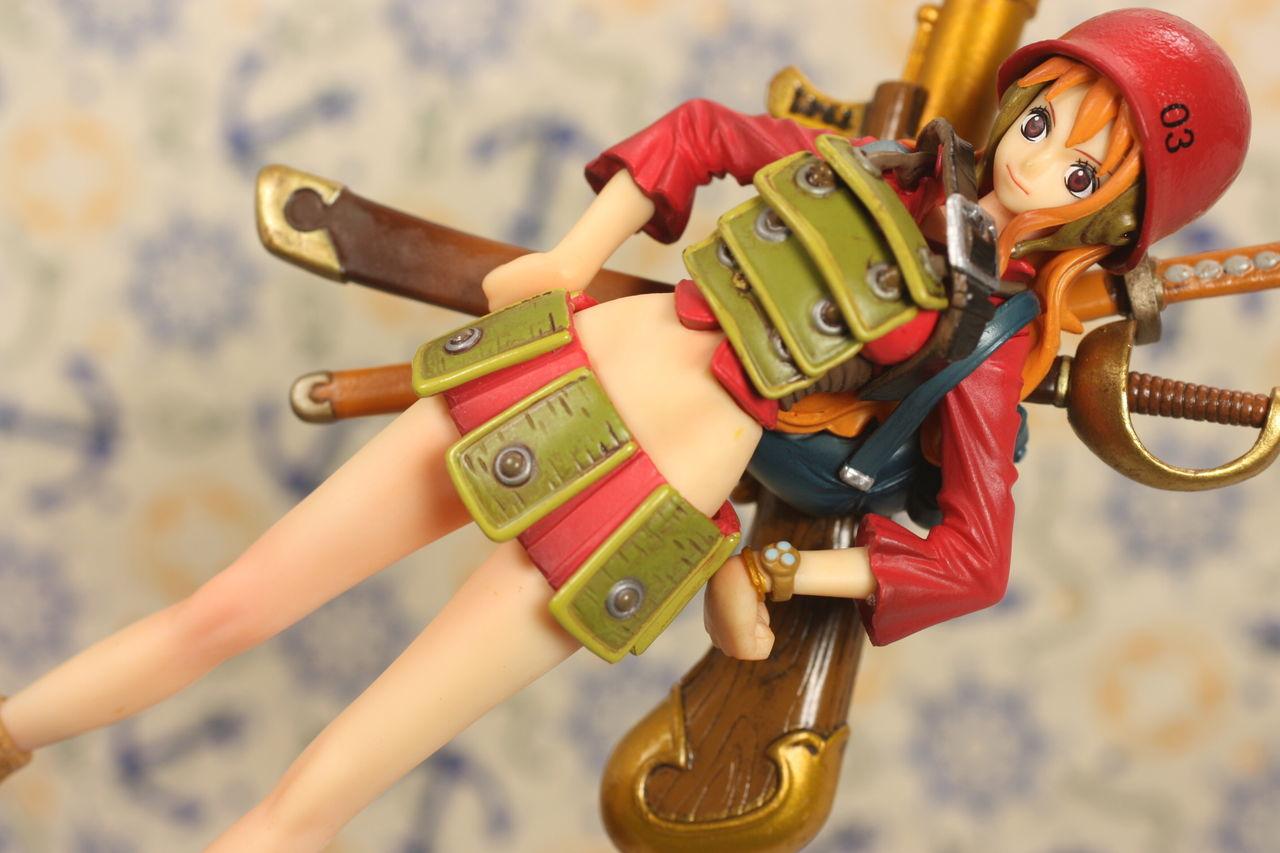 「ワンピース」ナミ DXF ~THE GRANDLINE LADY~ ONE PIECE FILM Z vol.1(バンプレスト)レビュー
