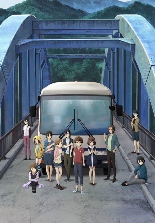 4月から放送開始の水島努監督アニメ【迷家 -マヨヒガ-】スターターブック予約開始
