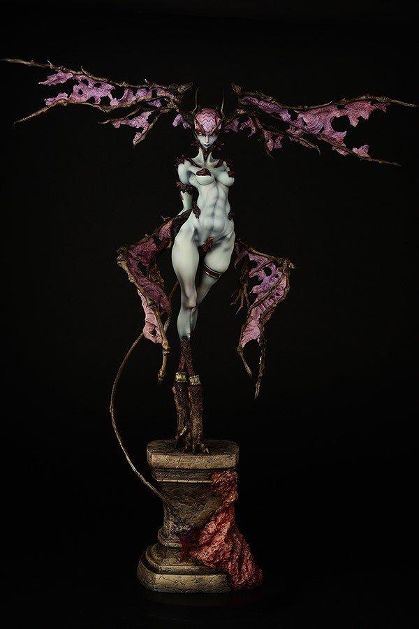 『デビルマンレディー』オルカトイズ「デビルマンレディー~The Extreme Devil~」フィギュア悪魔的な造形に息を飲む。