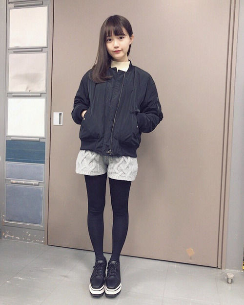 【画像】声優・尾崎由香ちゃんの私服かわいいな!!!!!