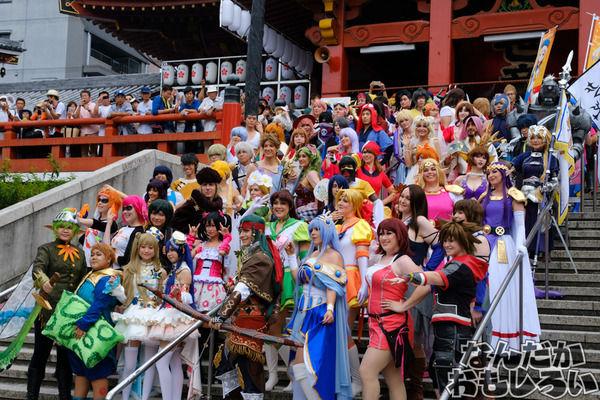 『コスサミ2017』大須に世界代表コスプレイヤーが集結!商店街で大規模コスプレパレードが開催