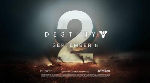 『Destiny 2』最新トレイラーが公開!9月8日にPS4/One/PCで発売予定
